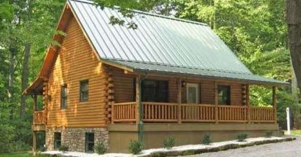 Picture Perfect 24 000 Log Cabin With Must See Floor Plans